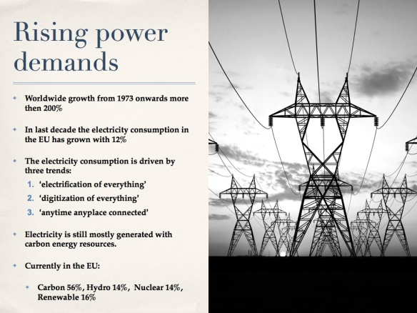 Power markets, power prices and data centers 5